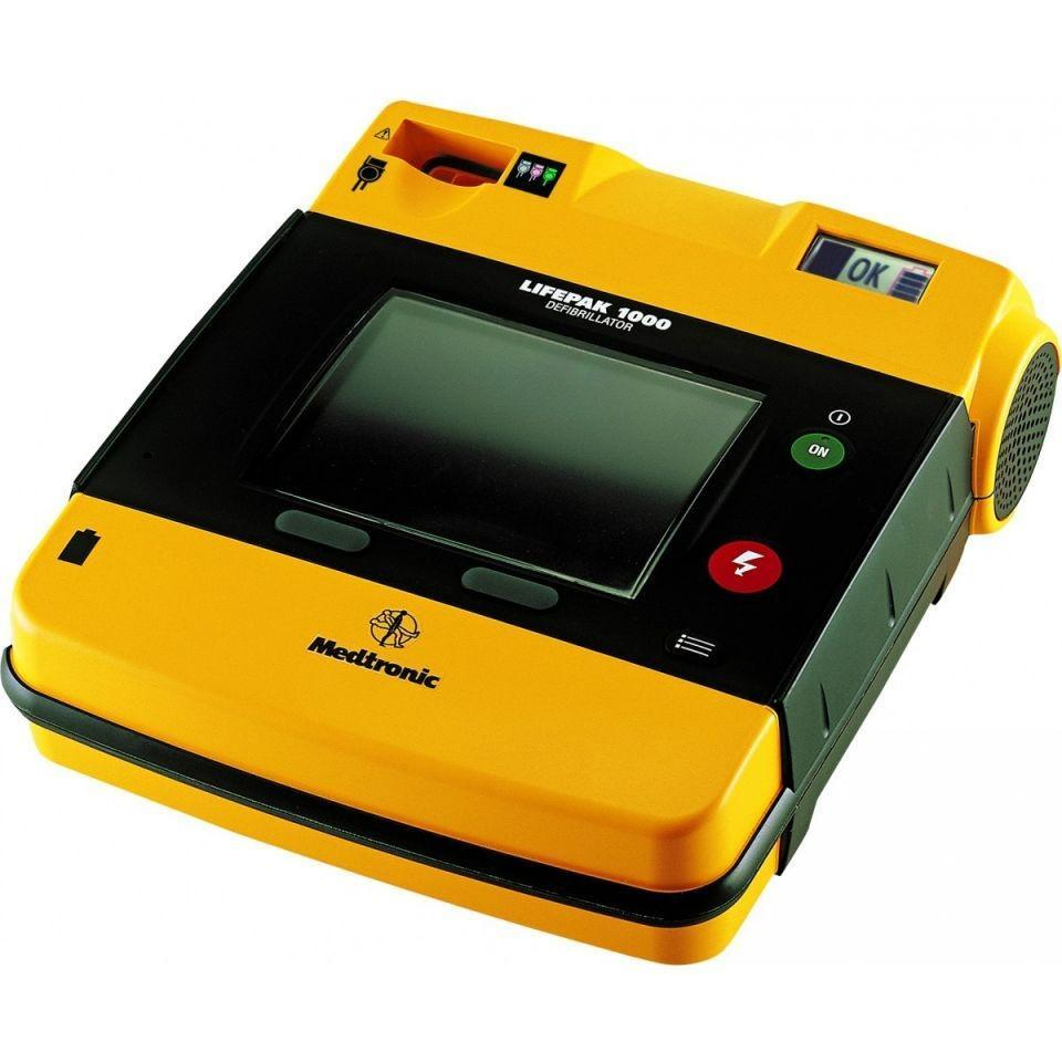 Safety Notice - Lifepak 1000 Defibrillator